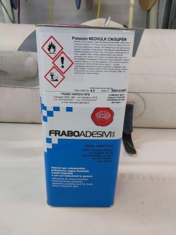 Colla pression neovulk-cn 4,5kg frabo originale