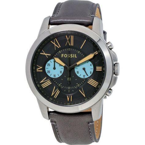 Cronografo fashion uomo fossil grant - fs5183