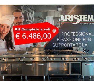 Cucina completa - profondità 900