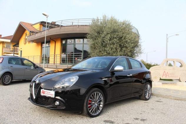 Alfa romeo giulietta 2.0 jtdm 175 cv tct sport - km