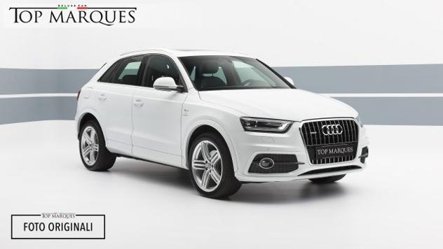 Audi q3 2.0 tdi 177 cv quattro s tronic rif. 12333921