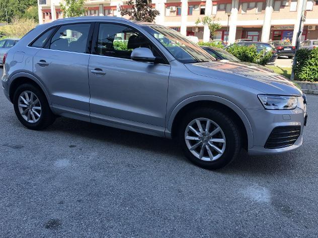 Audi q3 2.0 tdi 120 cv business n1
