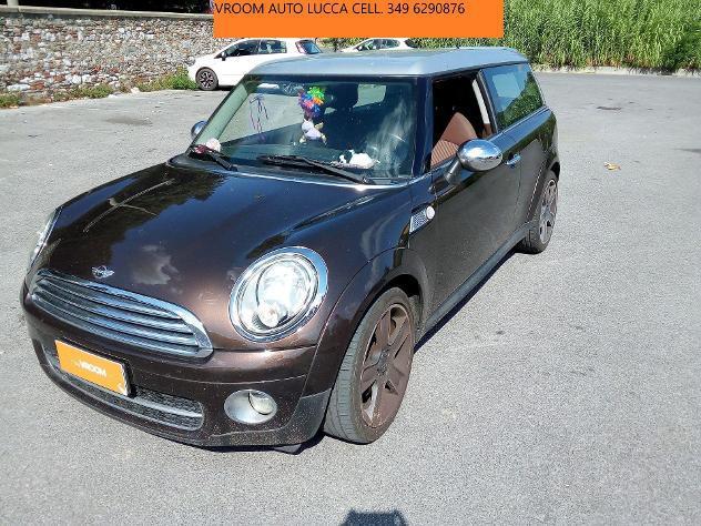 Mini mini clubman mini 1.6 16v cooper d clubman anno 2009