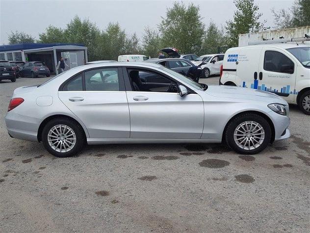 Mercedes-benz classe c c 200 bluetec business automatic 4