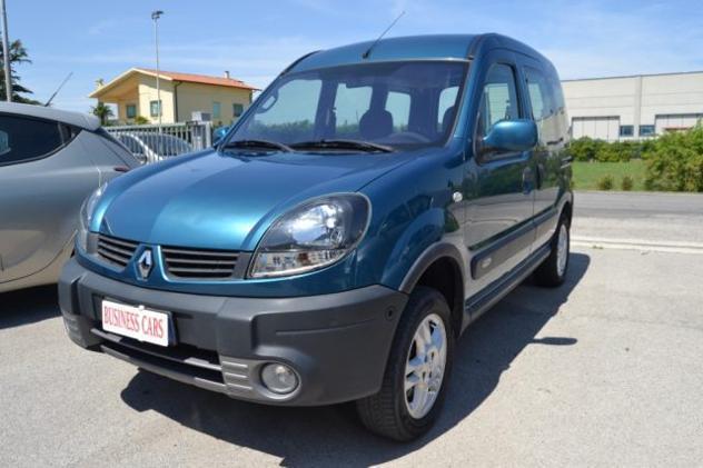 Renault kangoo 1.6 16v 4x4 5p. luxe gpl rif. 12332058