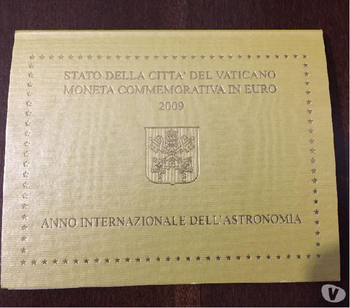 Vaticano 2 euro commemorativo 2009