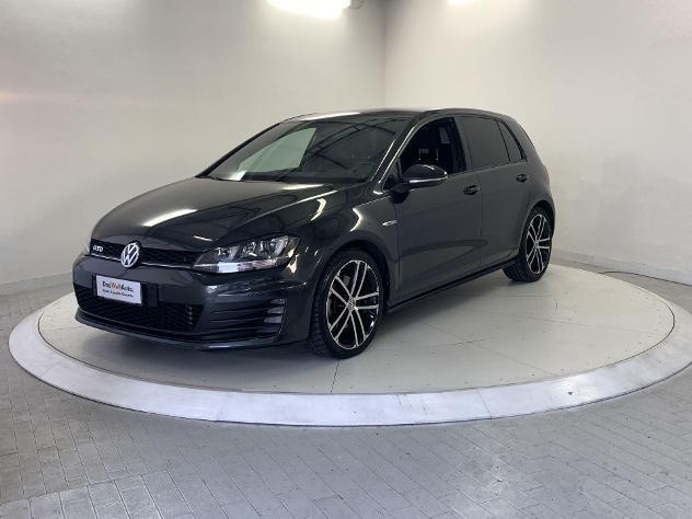 Volkswagen golf golf 2.0 tdi 5p. gtd dsg bluemotion