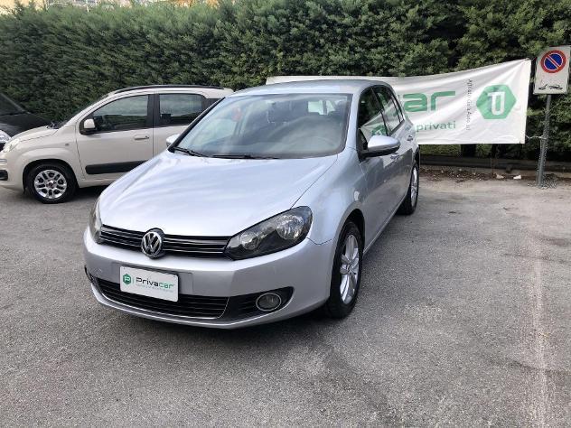Volkswagen golf vi 1.6 tdi highline 5p dsg