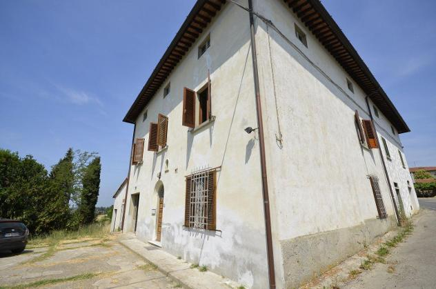 Casa semindipendente in vendita a cerreto guidi 400 mq rif: