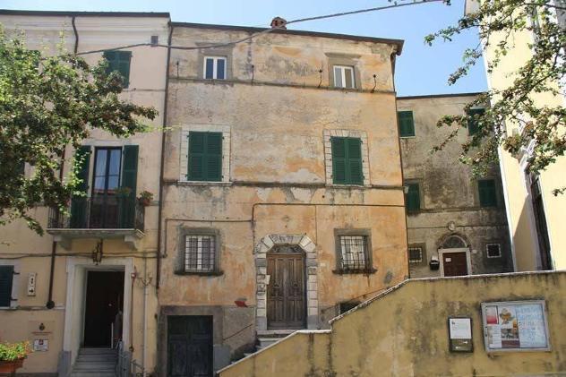 Edificio storico in vendita a fosdinovo 545 mq rif: 728570