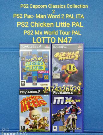 PS2 Pac - Man World 2