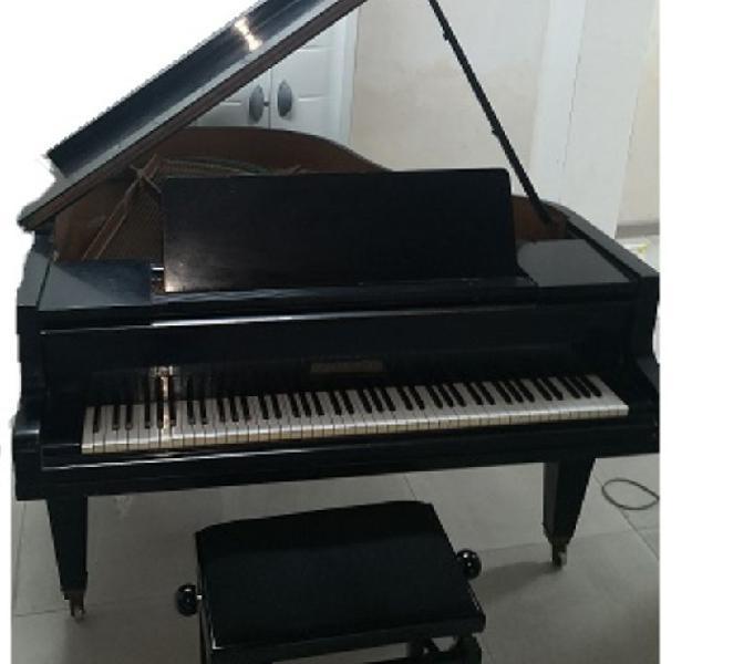 """Pianoforte a coda d'epoca ehrbar """"1900"""""""