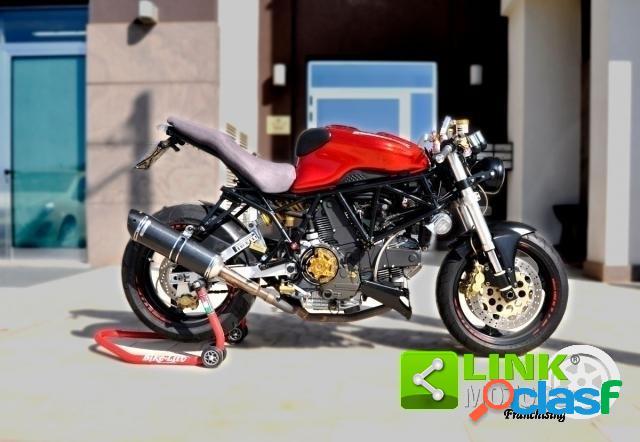 Ducati 900 ss benzina in vendita a tricase (lecce)