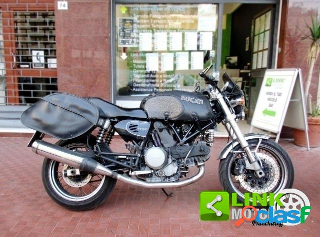 Ducati sportclassic gt 1000 benzina in vendita a palermo (palermo)