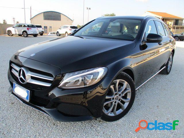 Mercedes classe c station wagon diesel in vendita a vittoria (ragusa)
