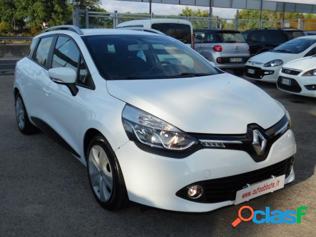 Renault clio sporter diesel in vendita a qualiano (napoli)