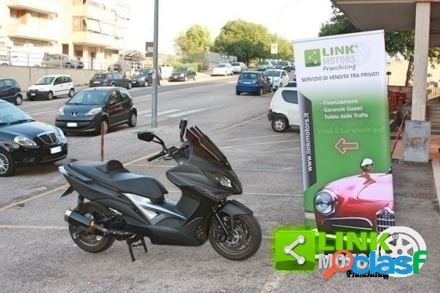 Kymco xciting 400i benzina in vendita a benevento (benevento)