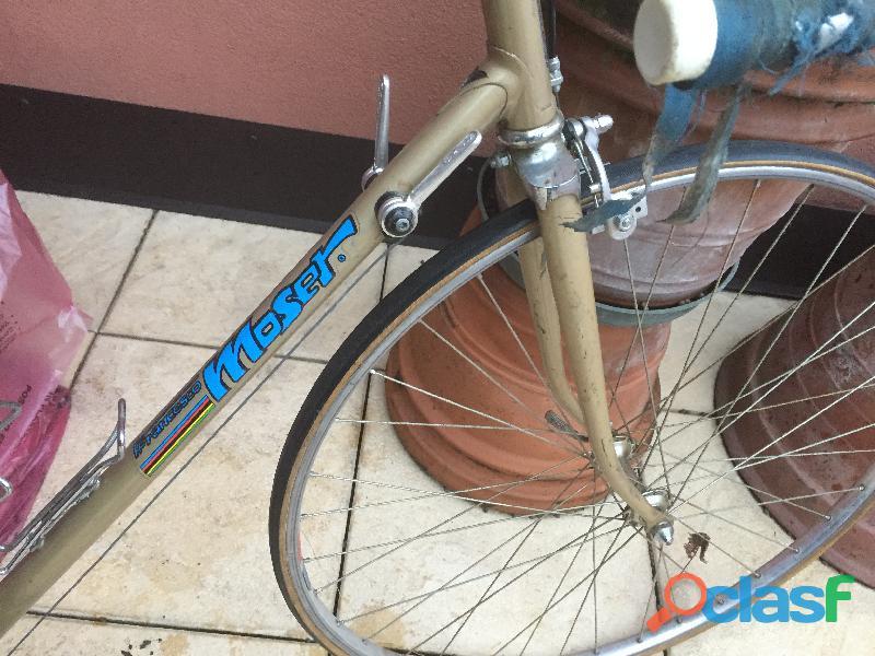 Bicicletta da corsa vintage moser
