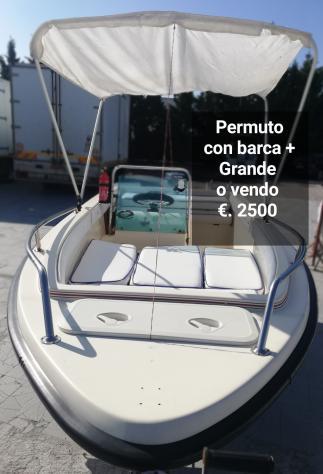 Barca+yamaha35cv+carrello stradale
