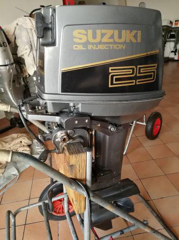 Motore suzuki 25-35 cv superthree