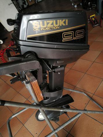 Motore suzuki 9,9 cv 2t gambo corto