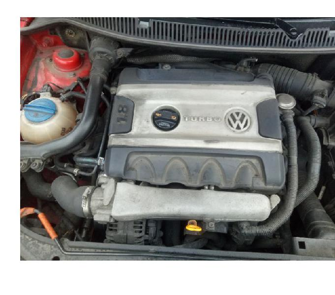 Motore volkswagen polo gti 1800 turbo bjx anno