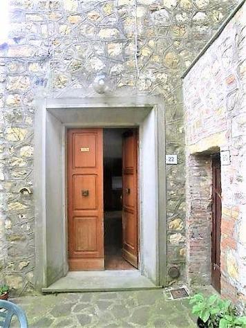 Appartamento in vendita a orciatico - lajatico 80 mq rif: