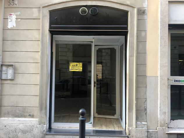 Centro storico - negozio 1 locali € 1.200 na110