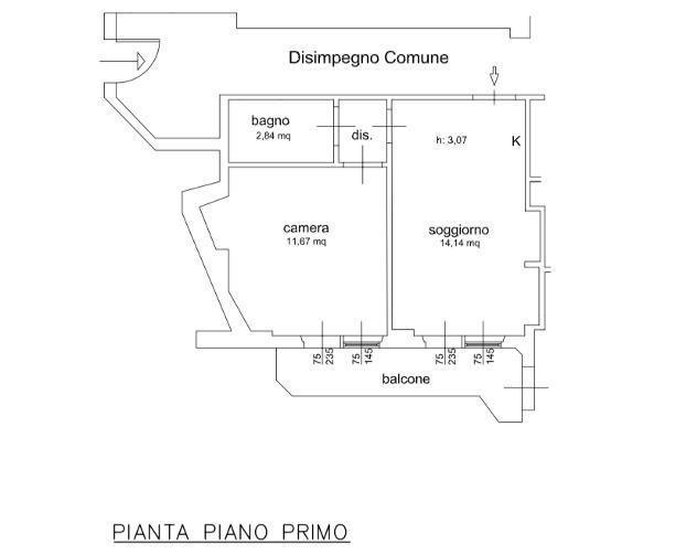 Rifv174533 - appartamento in vendita a pisa - centro storico