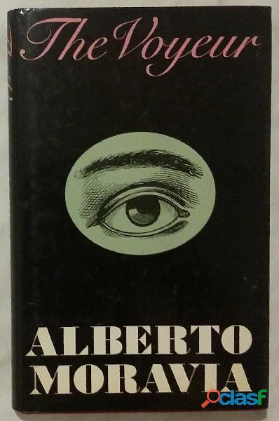 The voyeur by alberto moravia; publisher: farrar, straus and giroux (march 1, 1987);