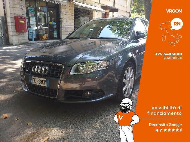 Audi a4 a4 2.0 tdi f.ap. avant quattro top plus