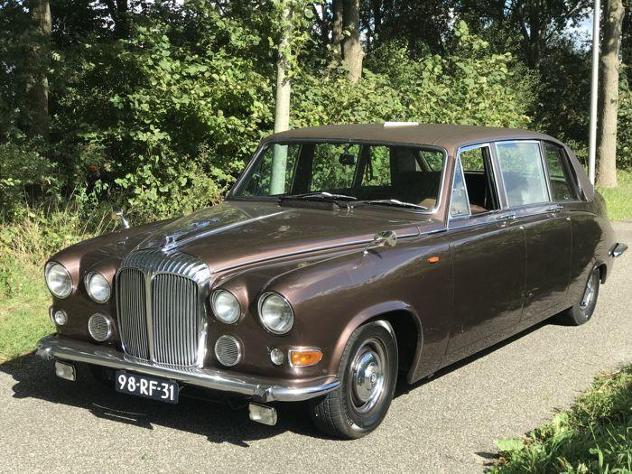 Daimler - ds420 vanden plas | limosine - 1977