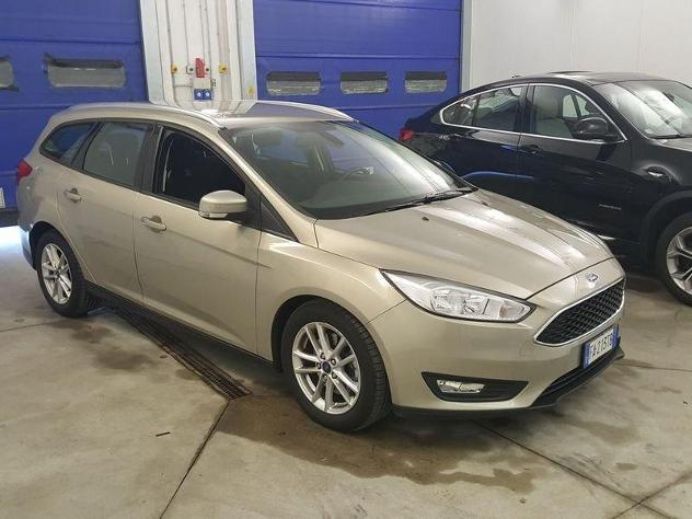 Ford focus wagon 2.0 tdci 150cv seamp;s powershift business