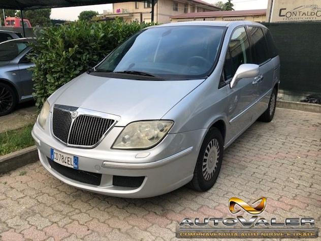 Lancia phedra 2.2 jtd executive 7 posti rif. 12362776