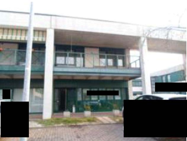 Uffici e studi privati di 2500 mq in vendita a este - rif.