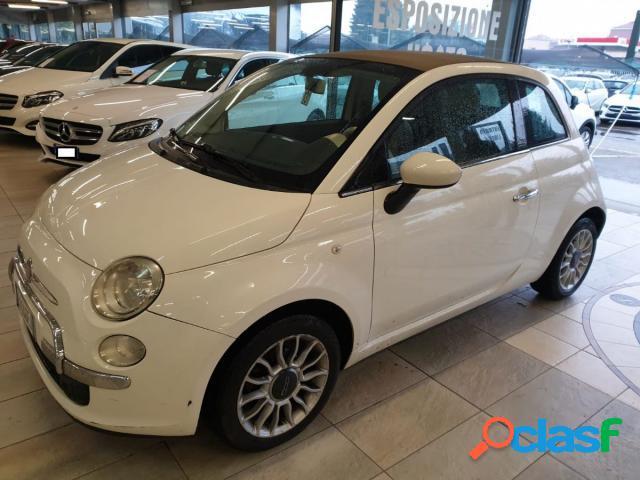 Fiat 500 cabrio benzina in vendita a monopoli (bari)