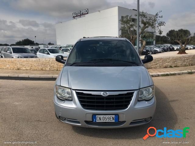 Chrysler grand voyager diesel in vendita a san michele salentino (brindisi)