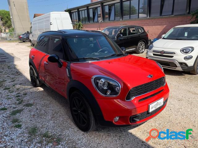 Mini countryman diesel in vendita a quarrata (pistoia)