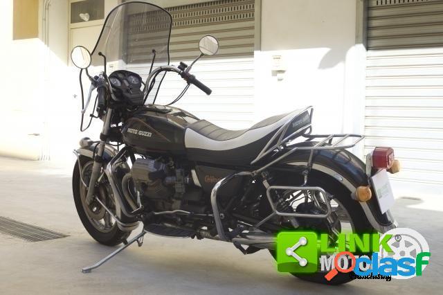 Moto guzzi v 1000 california ii benzina in vendita a bari (bari)