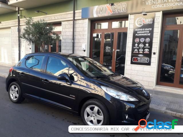 Peugeot 207 gpl in vendita a corato (bari)