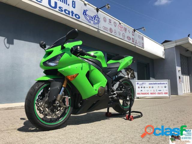 Kawasaki ninja 636 zx-6r benzina in vendita a busca (cuneo)