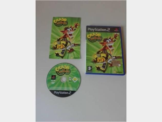 Crash twinsanity ps2 playstation 2 pal italiano pr usato