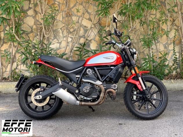 Ducati scrambler 800 icon rif. 12368342