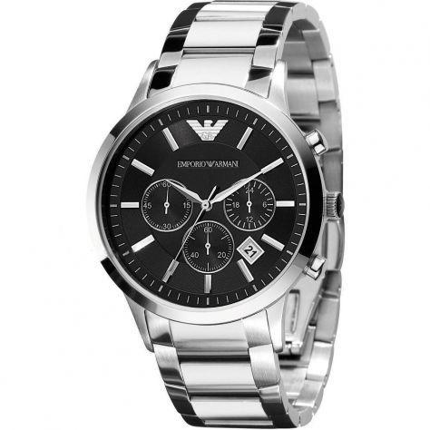 Emporio armani orologio uomo classico renato - ar2434