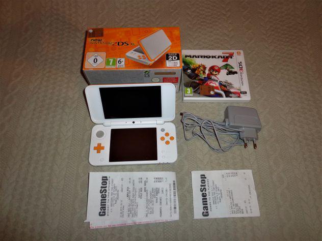 Nintendo 2ds xl - mario kart 7