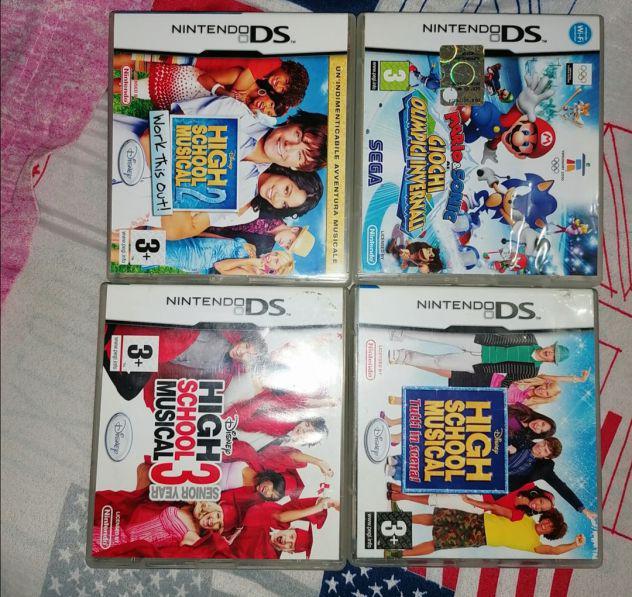 Nintendo 2ds xl bianco e arancione più 22 giochi originali