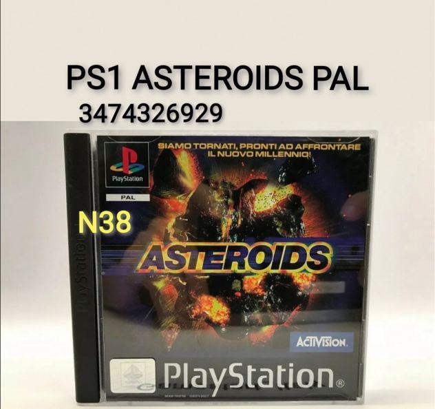 Ps1 asteroids ita pal