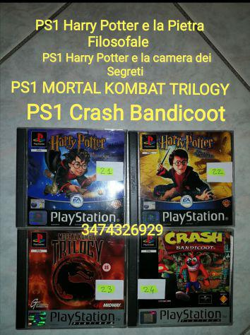 Ps1 harry potter e la pietra filosofale
