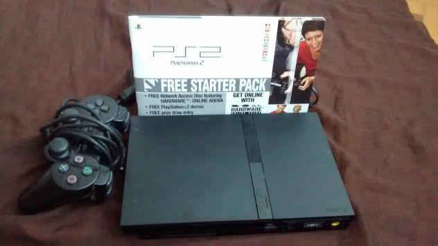 Ps2 play station 2 + 13giochi