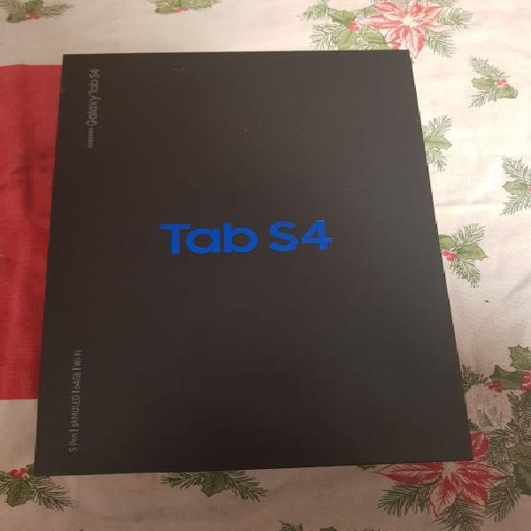 Samsung galaxy tab s4 wifi 64gb + book cover keyboard